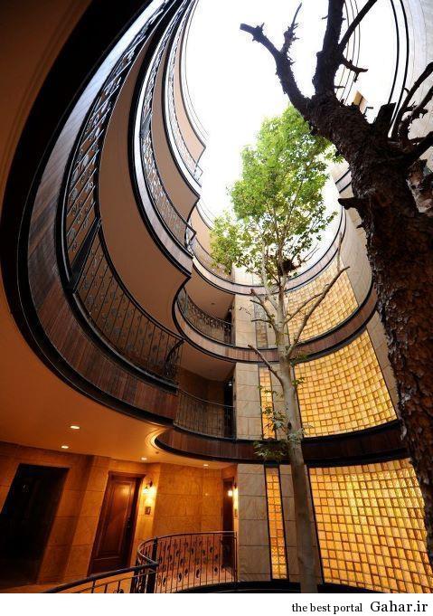 تصاویری از چشم نواز ترین خانه در ایران, جدید 1400 -گهر