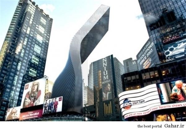 برجی شگفت انگیز در نیویورک !!, جدید 1400 -گهر