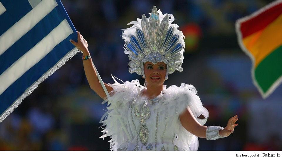 لباس های عجیب و غریب در اختتامیه جام جهانی, جدید 1400 -گهر