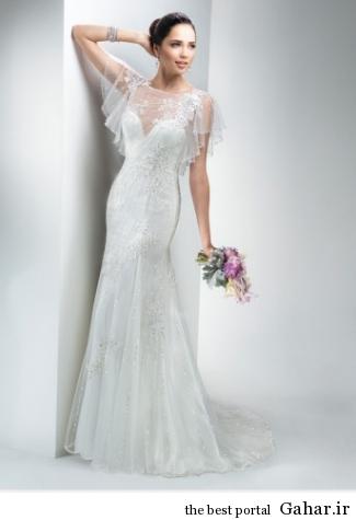 مدل لباس های عروس ۲۰۱۴ طراحی شده از Maggie Sottero, جدید 1400 -گهر