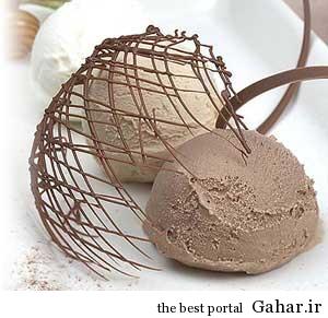 طرز تهیه ی بستنی گردویی با قهوه, جدید 1400 -گهر