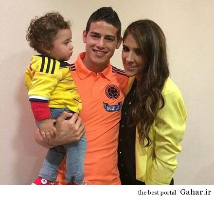 آقای گل جام جهانی در کنار خانواده اش / عکس, جدید 1400 -گهر