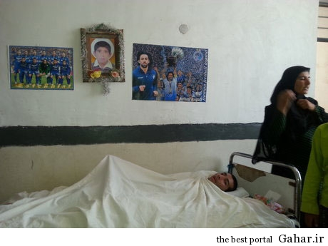 جوانی که به خاطر تیم استقلال سکته مغزی کرد, جدید 1400 -گهر