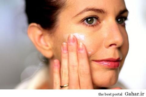بهترین روش استفاده از کرم صورت, جدید 1400 -گهر