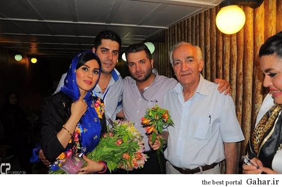 عکس های بازیگران در مراسم خیریه در قشم, جدید 1400 -گهر