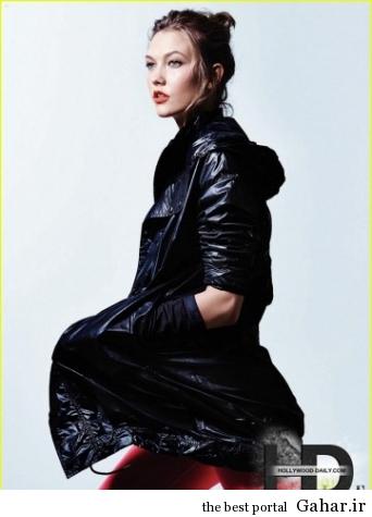 فتوشات های زیبای کارلی کلوس برای مجله Elle, جدید 1400 -گهر