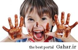 به کودک ناآرام شکلات ندهید, جدید 1400 -گهر
