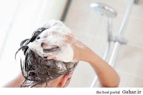 قبل از شستن موهایمان چه کارهایی انجام دهیم, جدید 1400 -گهر