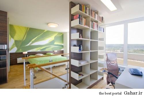 نمونه های بی نظیر دکوراسیون اتاق خواب, جدید 1400 -گهر