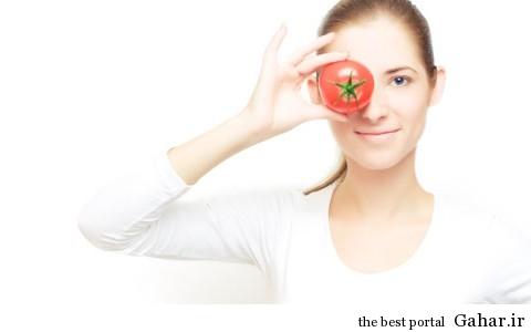 فواید فراوان گوجه فرنگی برای زیبایی, جدید 1400 -گهر