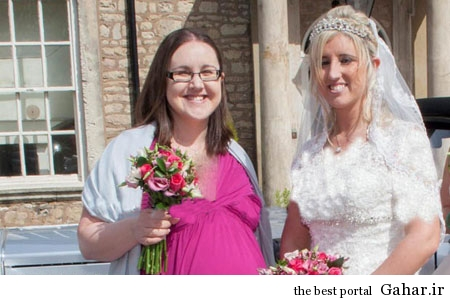 زایمان ساقدوش در عروس خواهرش / عکس, جدید 1400 -گهر