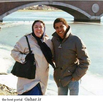 شباهت عجیب و غریب جوان خوزستانی با اوباما / عکس, جدید 1400 -گهر