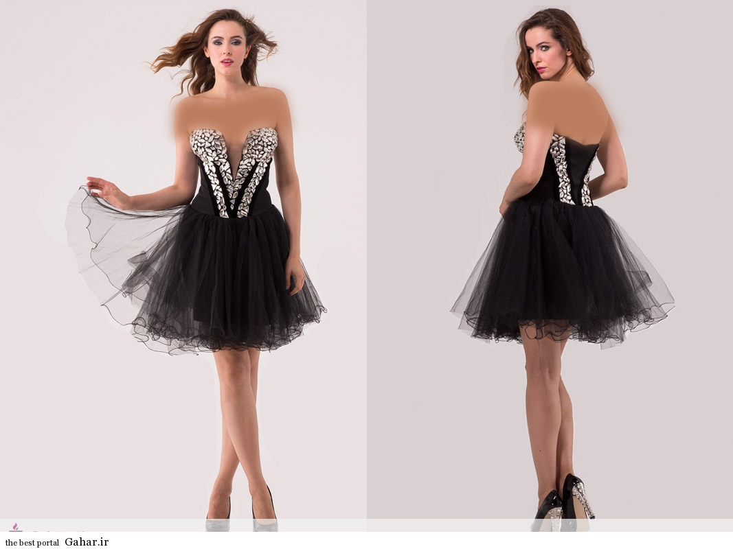 مدل جدید لباس مجلسی برند Muzaffer, جدید 1400 -گهر