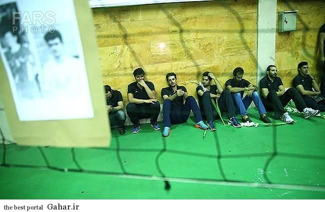 گریه های بی امان بازیکنان تیم ملی والیبال / عکس, جدید 1400 -گهر