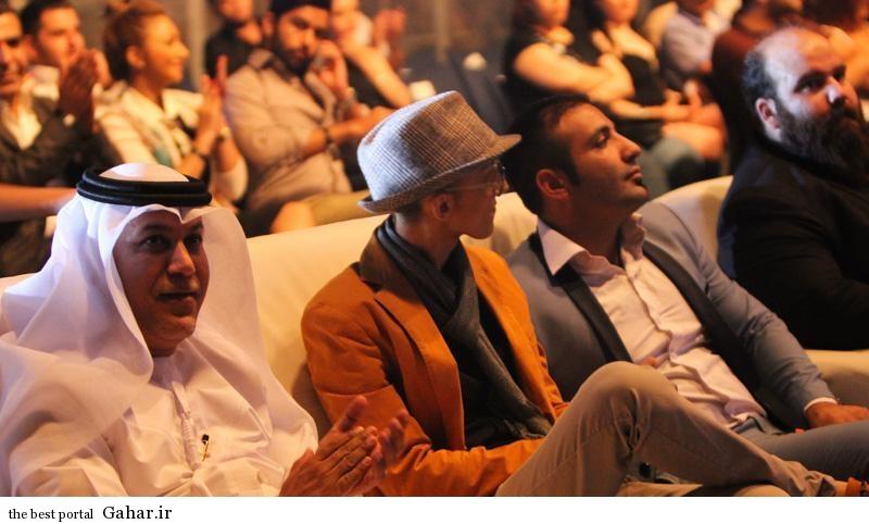 مرتضی پاشایی در کنسرت دبی غوغا کرد / عکس, جدید 1400 -گهر