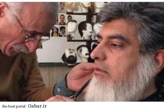 گریم فوق العاده دکتر روحانی در شاهگوش / عکس, جدید 1400 -گهر