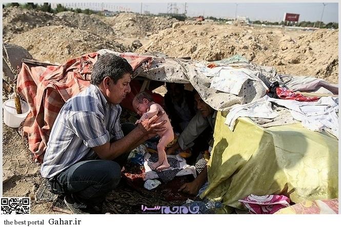 635428478777931777 نوزادی که از درد خماری گریه می کند + گزارش کامل