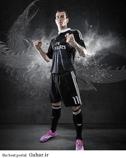 لباس های جدید رئال مادرید برای لیگ قهرمانان, جدید 1400 -گهر