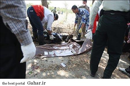جسد سوخته یک مسافر هواپیما / عکس(۱۸+), جدید 1400 -گهر