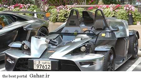 عرب های ثروتمند با ماشینهای گران قیمت در لندن / عکس, جدید 1400 -گهر