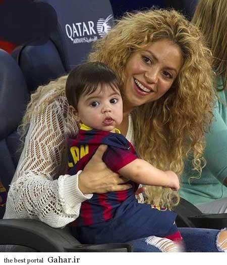 بچه دوم شکیرا در راه است / عکس, جدید 1400 -گهر