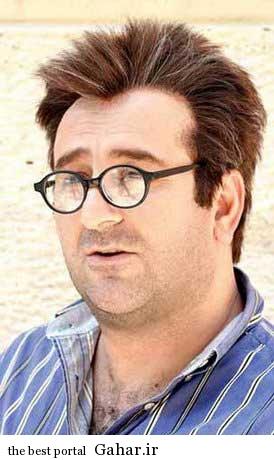 گریم بسیار جالب مهران احمدی و احمد مهران فر در فیلم ابله, جدید 1400 -گهر