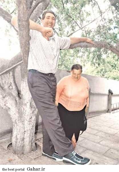 بلندترین مرد جهان درگذشت / عکس, جدید 1400 -گهر