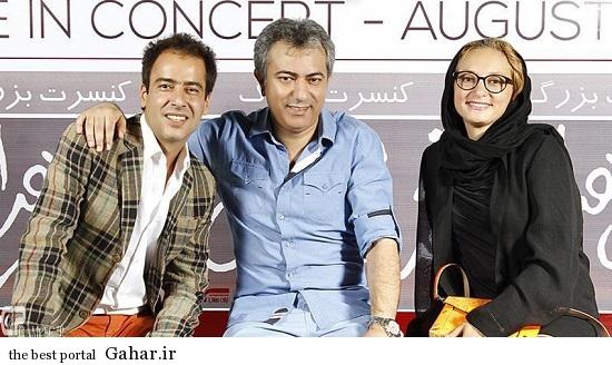 Bazigaran 4159 عکس های هنرمندان و بازیگران در کنسرت محمدرضا هدایتی