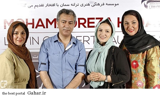 Bazigaran 4166 عکس های هنرمندان و بازیگران در کنسرت محمدرضا هدایتی