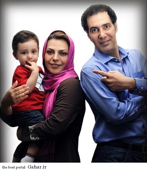 عکس بازیگران و همسرشان تابستان ۹۳, جدید 1400 -گهر