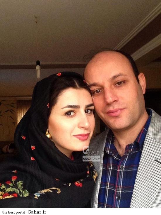 عکس های بازیگران ایرانی و همسرشان تابستان ۹۳, جدید 1400 -گهر