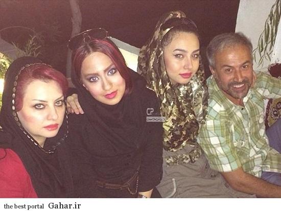 عکس های دانیال حکیمی در کنار خانواده اش, جدید 1400 -گهر
