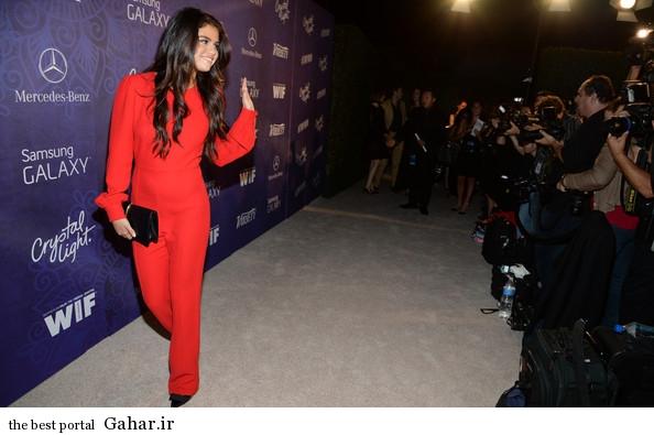 """عکس های جدید سلنا گومز در مراسم جشن نامزد های """"امی"""", جدید 1400 -گهر"""