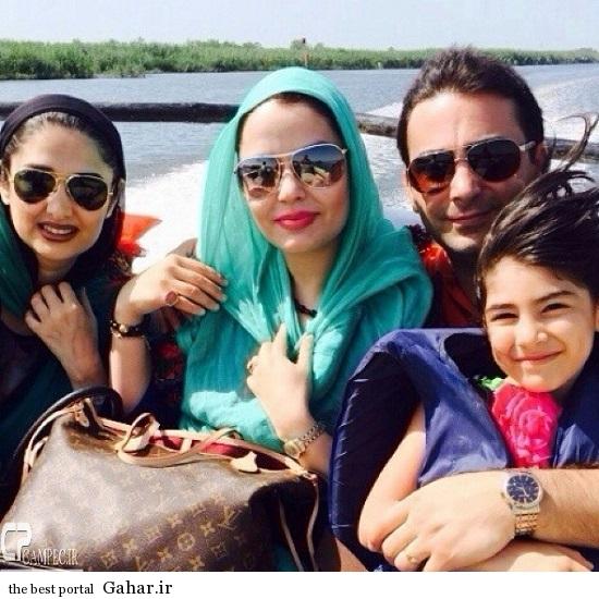 عکس های دیدنی سپیده خداوردی و همسرش, جدید 1400 -گهر
