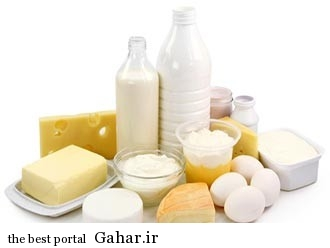 ماده ای خطرناکتر از روغن پالم در شیر و لبنیات, جدید 1400 -گهر