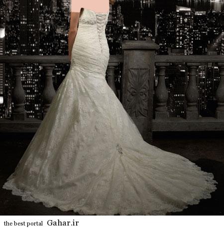 mo15358 مدلهای زیبا و شیک لباس عروس 2014