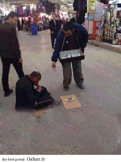 مرام و انسانیت دست فروش را ببینید / عکس, جدید 1400 -گهر