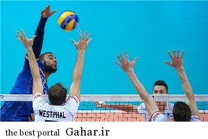 نتایج دور سوم مسابقات جام جهانی والیبال, جدید 99 -گهر