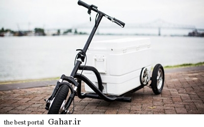 دوچرخه ای برای مسافرت, جدید 99 -گهر