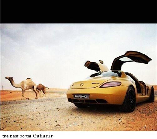 394660 139 حالا نوبت به  بچه پولدارهای عرب  در اینستاگرام رسید
