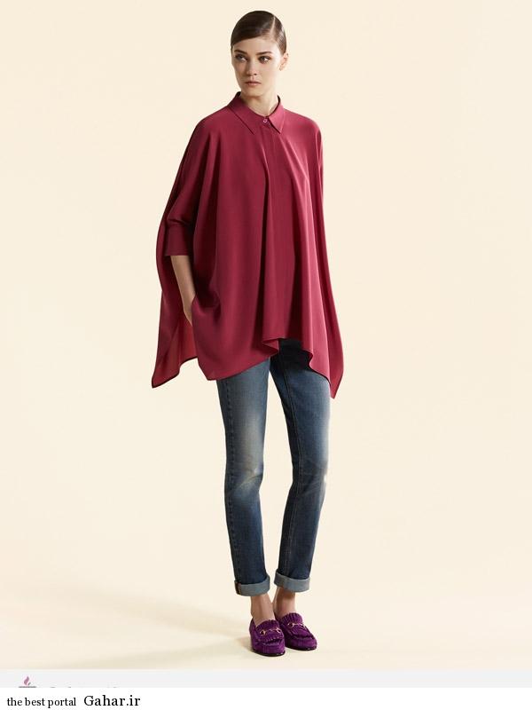 مدل های پاییزی لباس زنانه Gucci, جدید 1400 -گهر