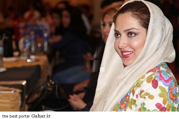 عکس های لیلا اوتادی در مراسم رونمایی آلبوم امیر مولایی, جدید 1400 -گهر