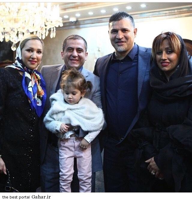 همسر علی دایی هم مغازه اش را افتتاح کرد / عکس, جدید 1400 -گهر