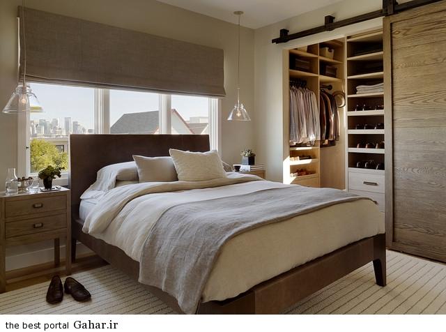 2013 bedroom decoration 14 دکوراسیون و چیدمان اتاق خواب های بزرگ