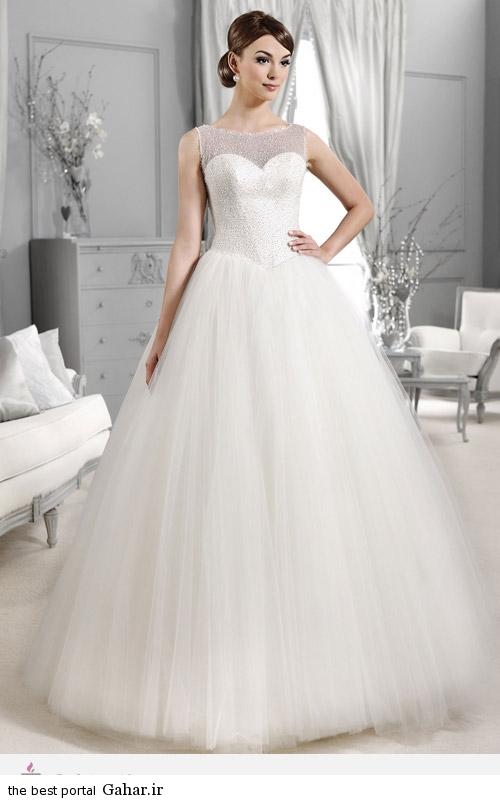 368 مدل های شیک لباس عروس برند Agnes Bridal Dream