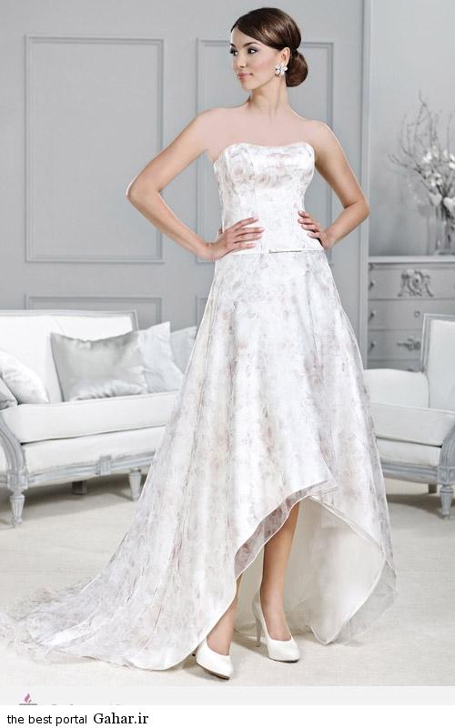 566 مدل های شیک لباس عروس برند Agnes Bridal Dream
