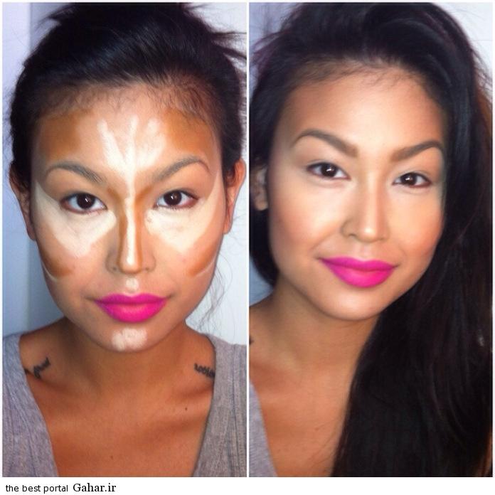 حقه های ساده آرایشی برای خانم ها, جدید 1400 -گهر