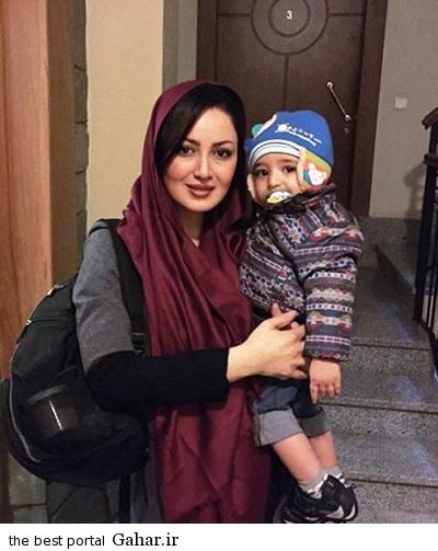 ابراز احساسات همسر شیلا خداداد به او و پسرش / عکس, جدید 1400 -گهر