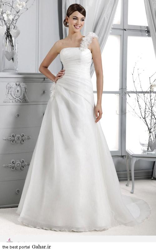 962 مدل های شیک لباس عروس برند Agnes Bridal Dream