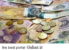 قیمت نرخ ارز بازار آزاد و بانک مرکزی در تاریخ ۱۴ آذر ۹۳, جدید 1400 -گهر